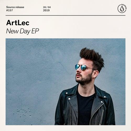 New Day EP de ArtLec