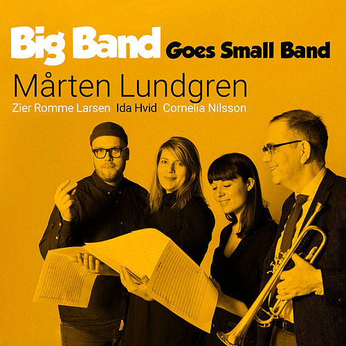 Big Band Goes Small Band by Mårten Lundgren