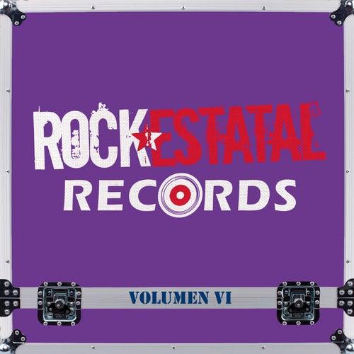 Rock Estatal Records (Volumen VI) von Various Artists