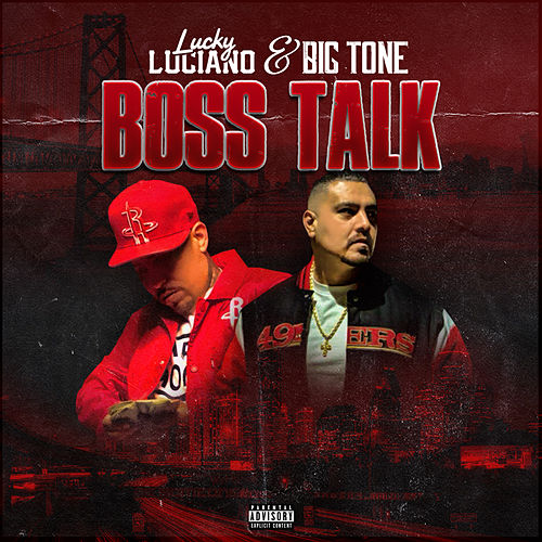 Boss Talk by Lucky Luciano