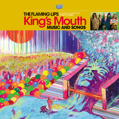 King's Mouth by The Flaming Lips