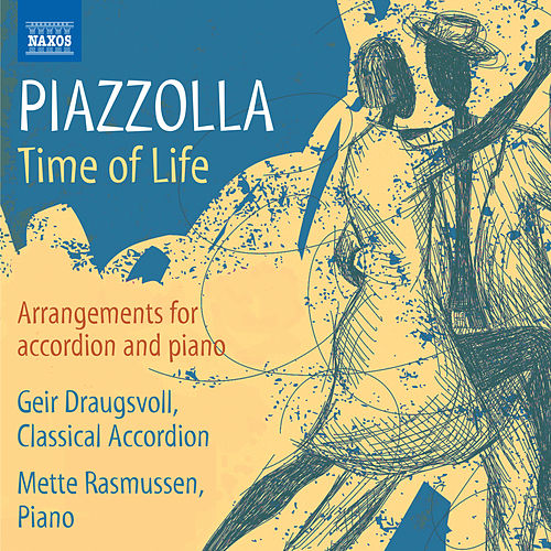 Time of Life: Arrangments for Accordion & Piano von Geir Draugsvoll