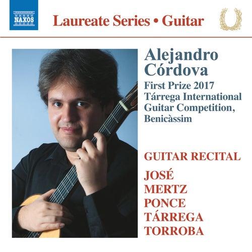 Guitar Recital by Alejandro Córdova