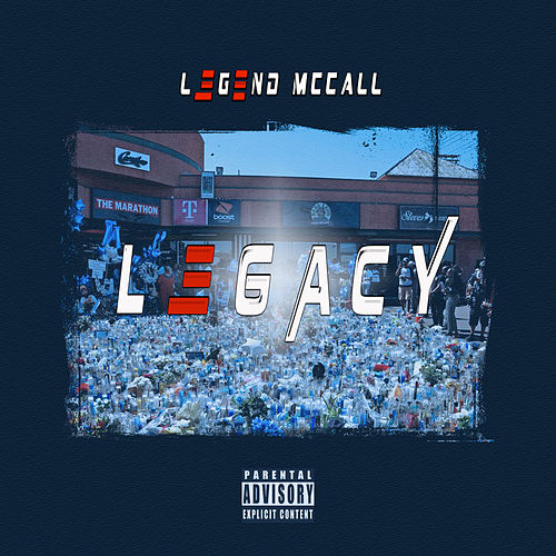 Legacy by Legend McCall