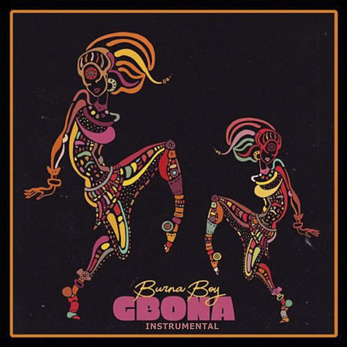 Gbona (Instrumental) von Burna Boy