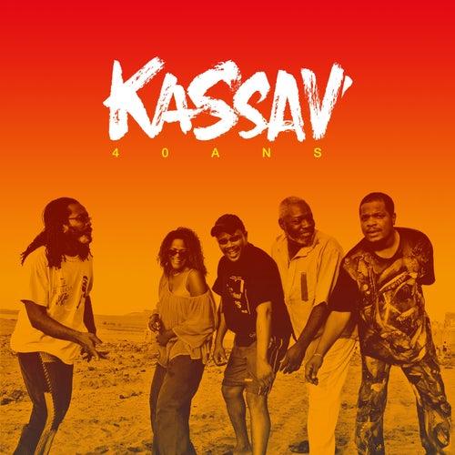 40 Ans von Kassav'