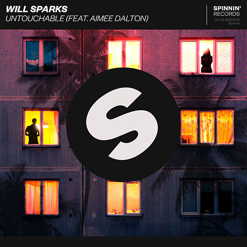 Untouchable (feat. Aimee Dalton) by Will Sparks