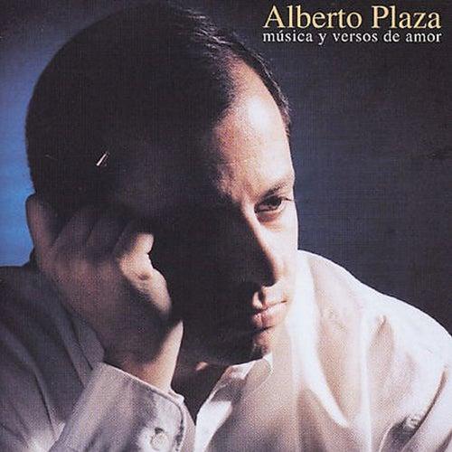 Música Y Versos De Amor de Alberto Plaza