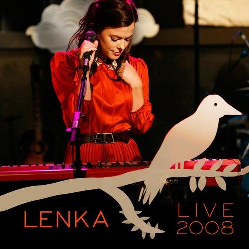 Live 2008 von Lenka