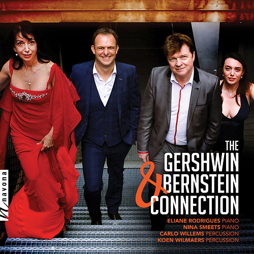 The Gershwin & Bernstein Connection de Eliane Rodrigues