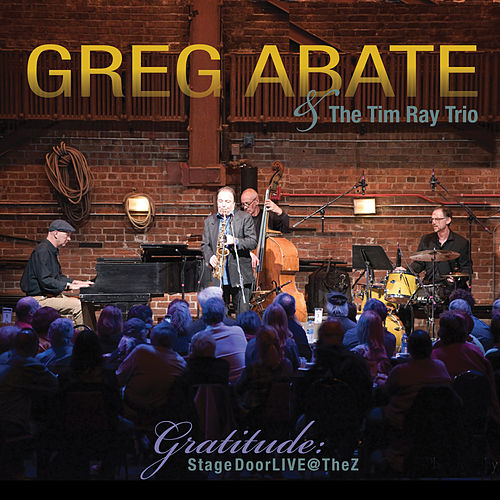 Gratitude (Live) by Greg Abate