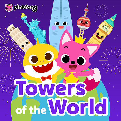 Towers of the World by Pinkfong