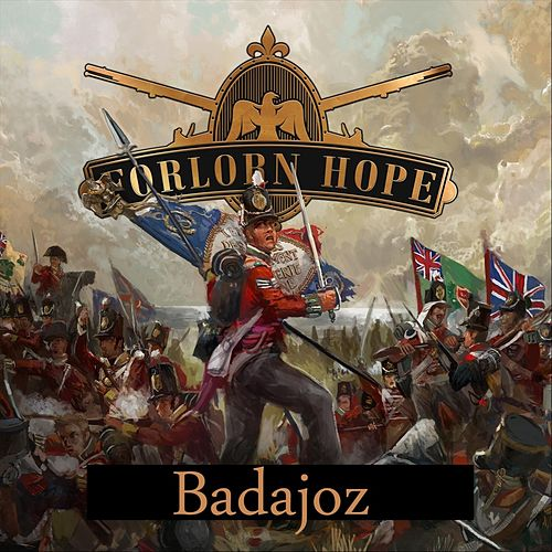 Badajoz by The Forlorn Hope