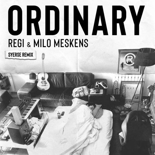 Ordinary (Syrese Remix) de Regi