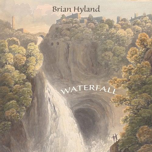 Waterfall van Brian Hyland