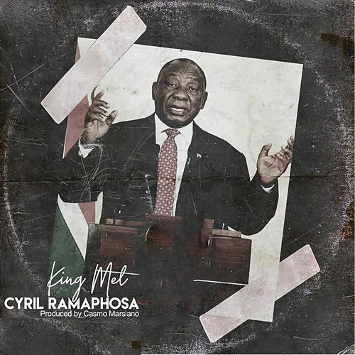 Cyril Ramaphosa by King Mel