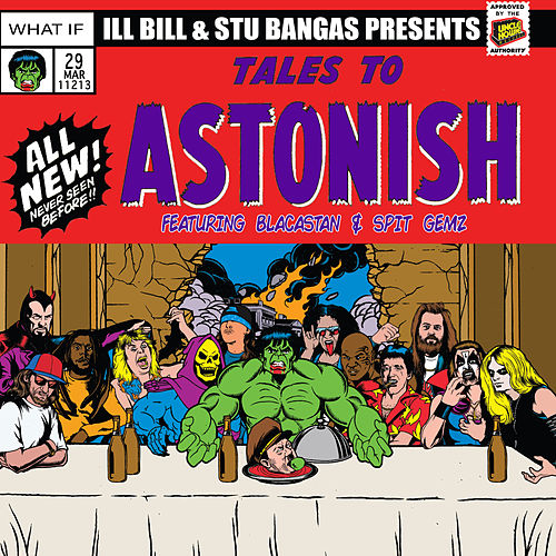 Tales To Astonish de Ill Bill