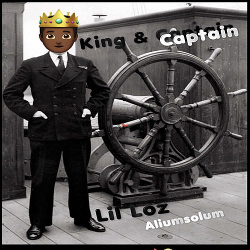 King & Captain by T.Ro$e