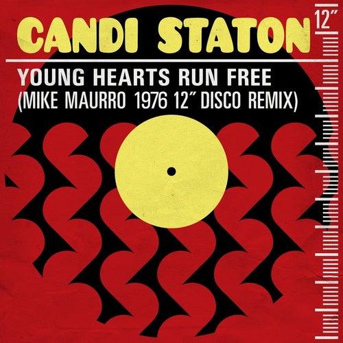 Young Hearts Run Free (Mike Maurro 1976 12' Disco Remix) by Candi Staton
