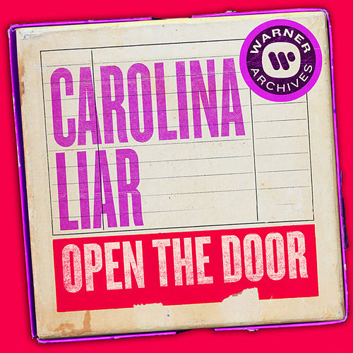 Open the Door van Carolina Liar