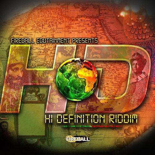 High Definition Riddim by Various Artists