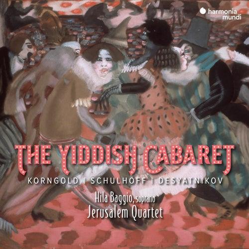 The Yiddish Cabaret von Various Artists