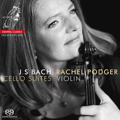 Cello Suite No. 4 in E-Flat Major, BWV1010: I. Prelude (Transcribed by Rachel Podger, B-Flat Major) by Rachel Podger