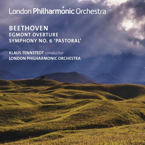 Beethoven: Symphony No. 6 & Egmont Overture (Live) by Klaus Tennstedt