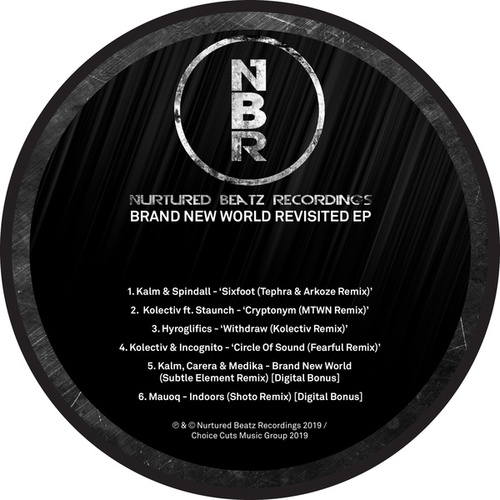 Brand New World Revisited by Various Artists