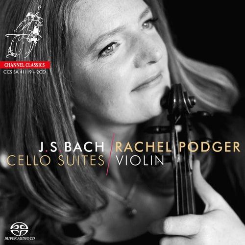 J.S. Bach Cello Suites by Rachel Podger