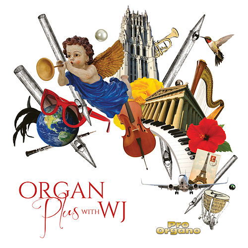Organ Plus with WJ von Various Artists