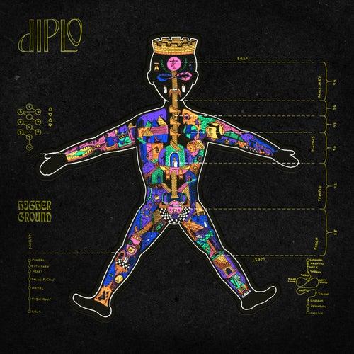 Higher Ground de Diplo