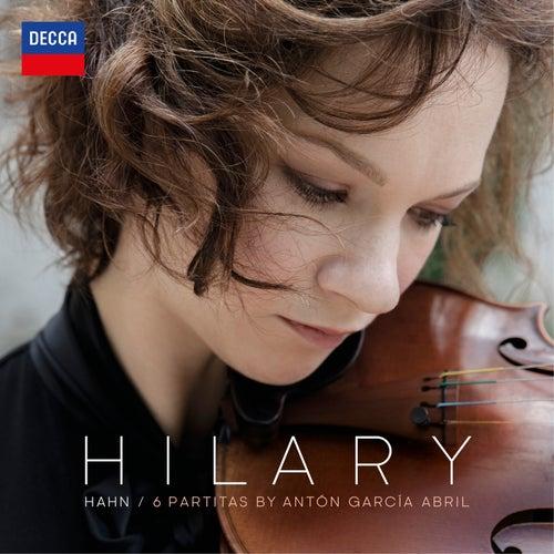 García Abril: 6 Partitas: 2. Immensity von Hilary Hahn