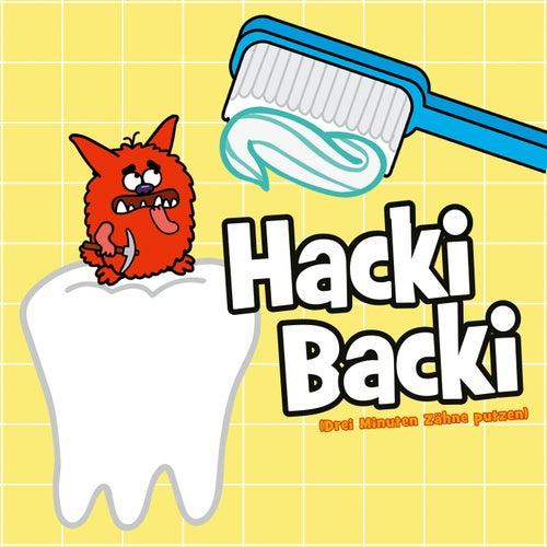 Hacki Backi (Drei Minuten Zähne putzen) von Hurra Kinderlieder