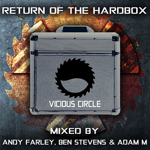 Return Of The Hardbox - Mixed by Adam M - EP von Various Artists