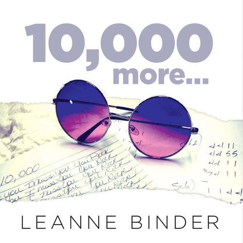 10,000 More van Leanne Binder