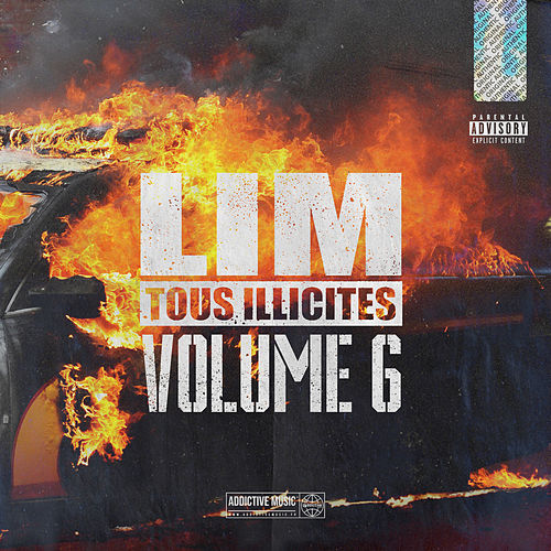 Best Of Tous illicites, Vol. 6 by Lim