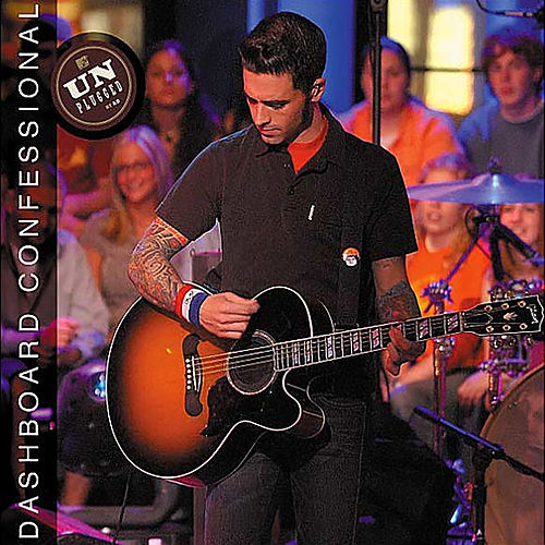 MTV Unplugged de Dashboard Confessional