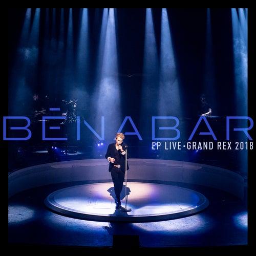 EP Live - Grand Rex 2018 de Bénabar