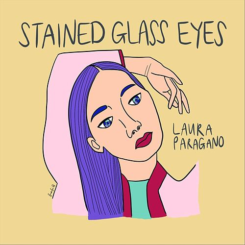 Stained Glass Eyes by Laura Paragano
