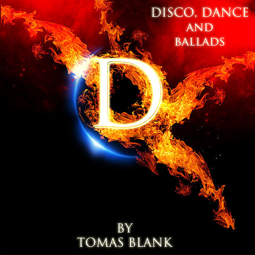 Tomas Blank Project: Disco, Dance & Ballads, Vol. 1 de Various Artists