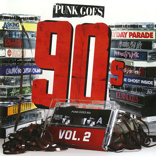 Punk Goes 90's, Vol. 2 by Punk Goes