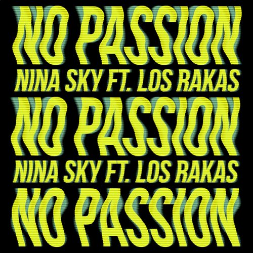 No Passion by Nina Sky