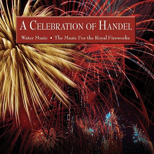 A Celebration of Handel by Antonio Vivaldi