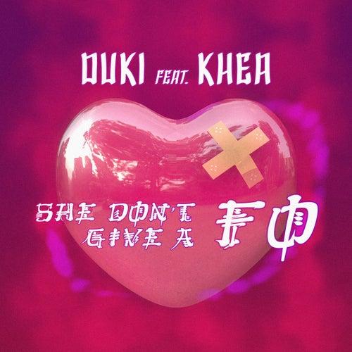She Don't Give a Fo de Duki