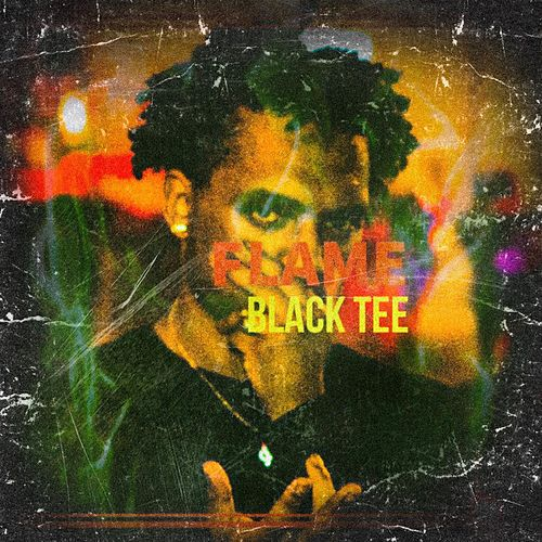 Black Tee by Duece Flame