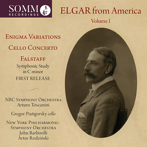 Elgar from America de Various Artists