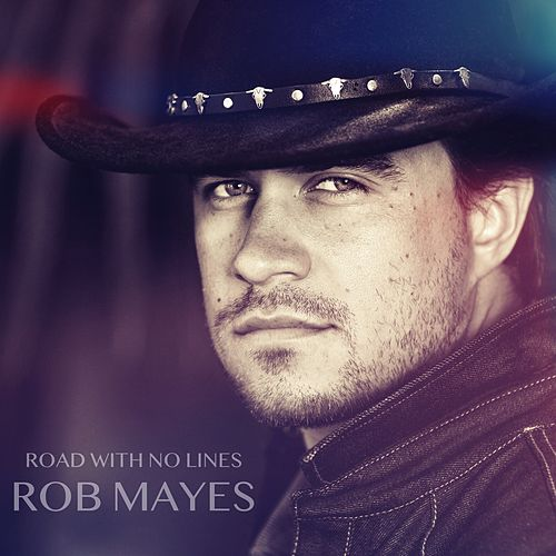 Road with No Lines by Rob Mayes