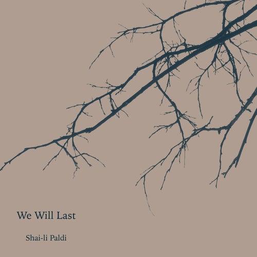 We Will Last by Shai-li Paldi