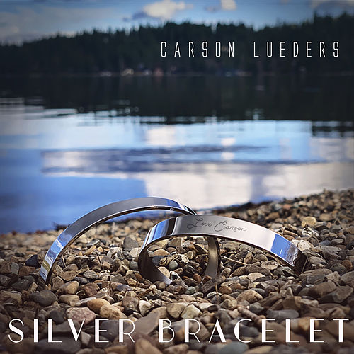 Silver Bracelet by Carson Lueders